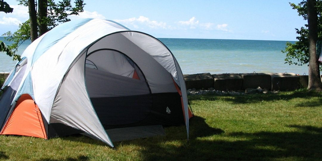 how to insulate a tent for AC