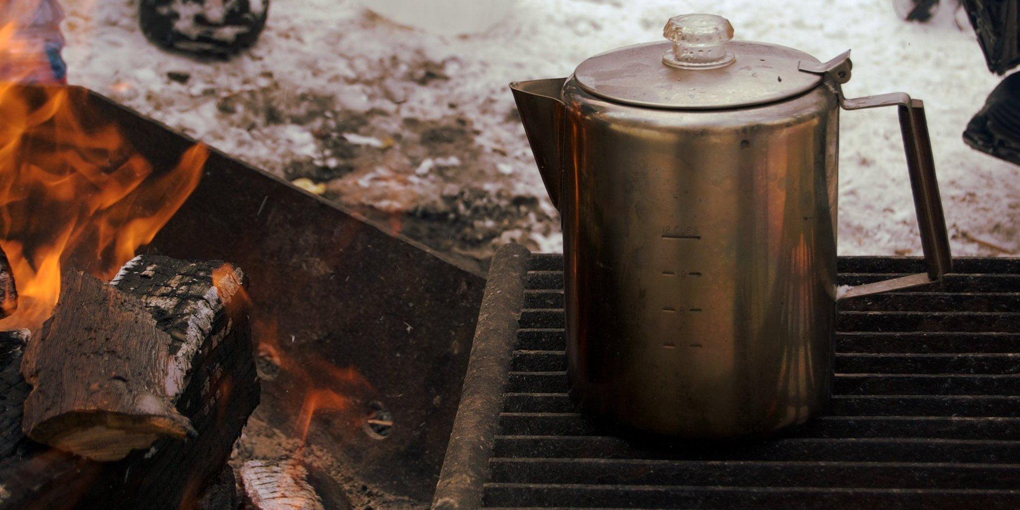 keto camping coffee