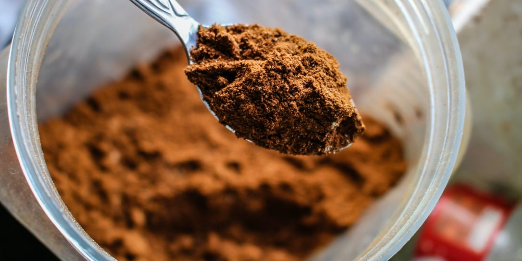 quest protein powder keto camping