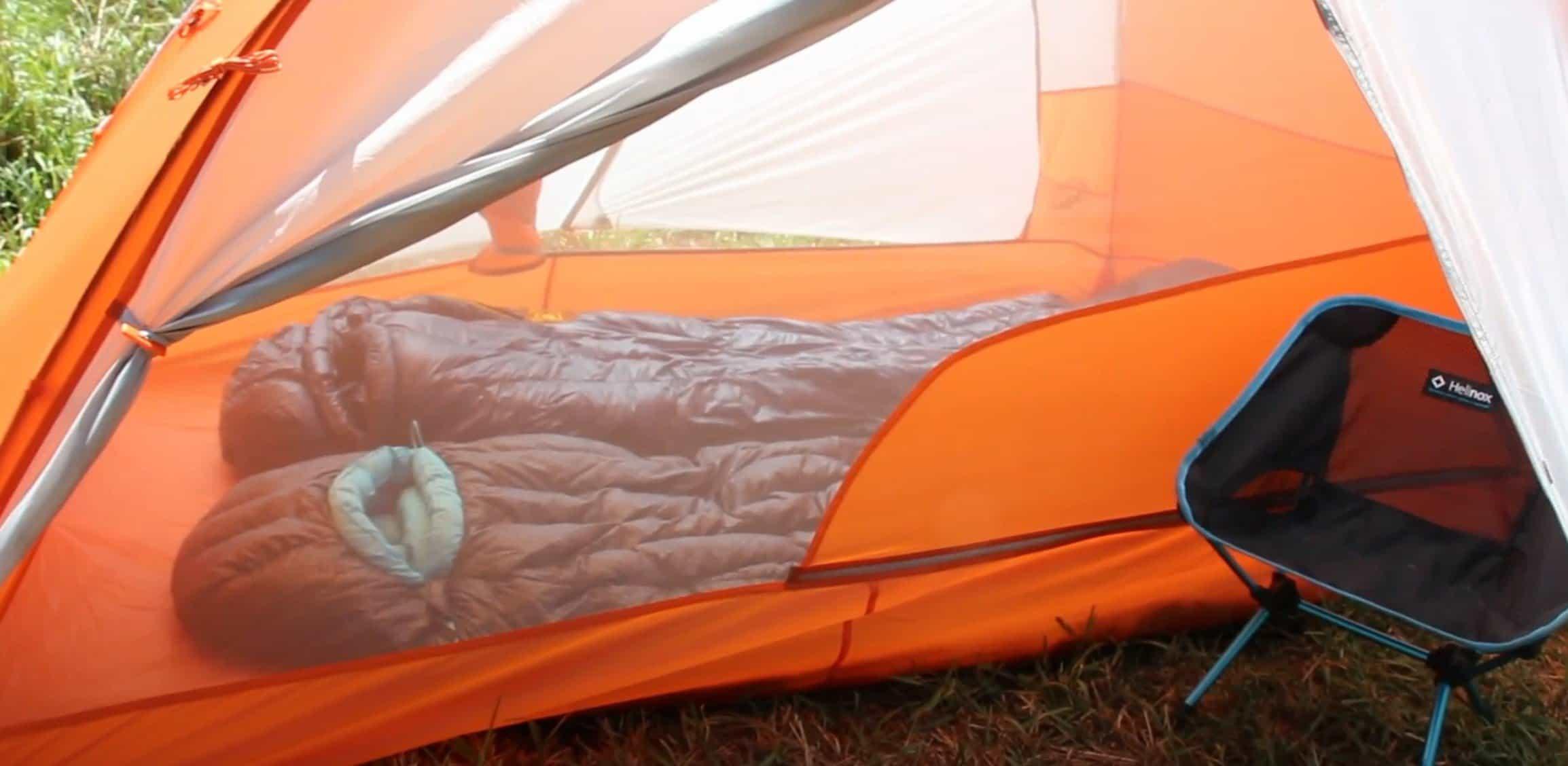 Big Agnes Copper Spur HV UL 2 Interior