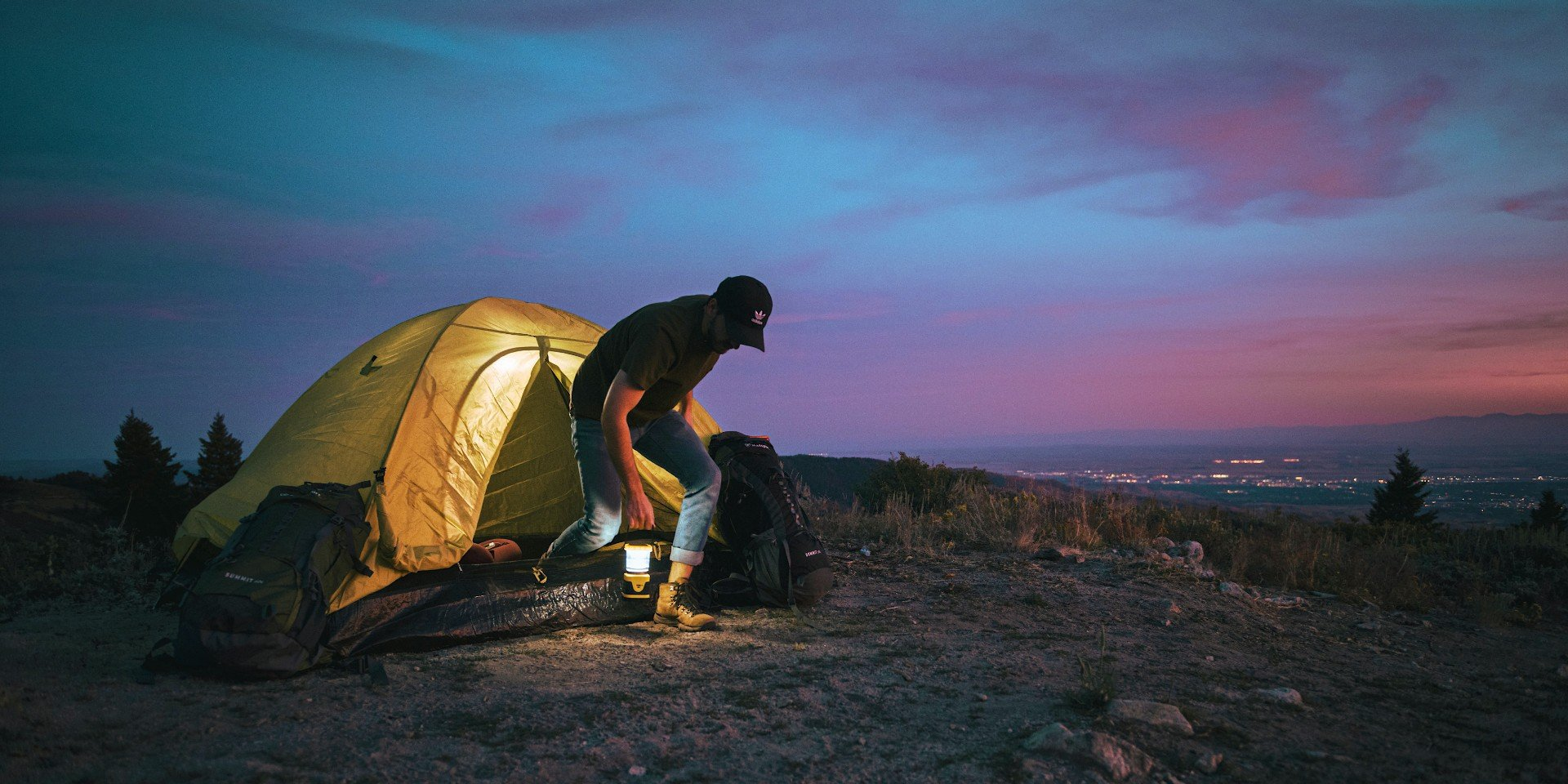 Best backpacking tent for tall person: 7 ultralight tents for tall people in 2020