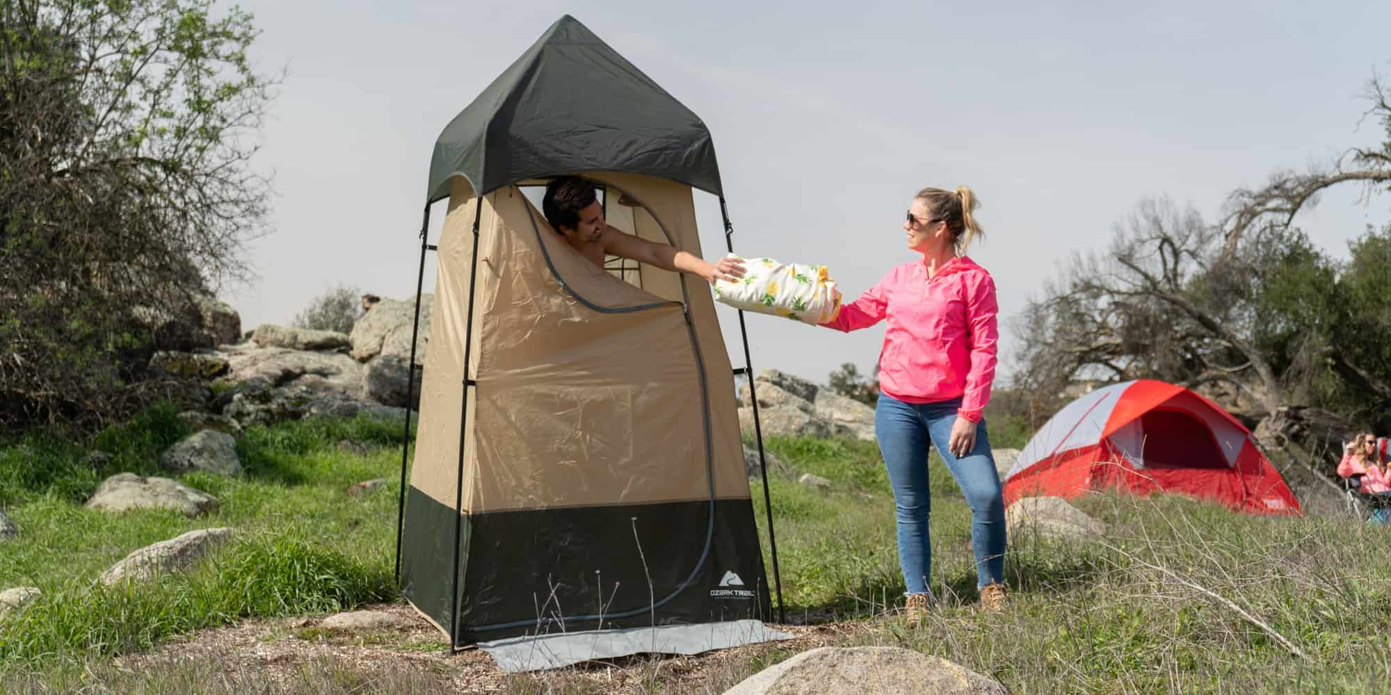 5 best shower tents for camping in 2021