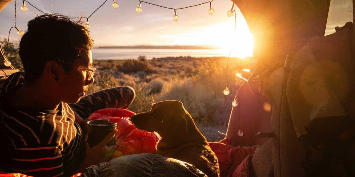 best tent for backpacking with dogs