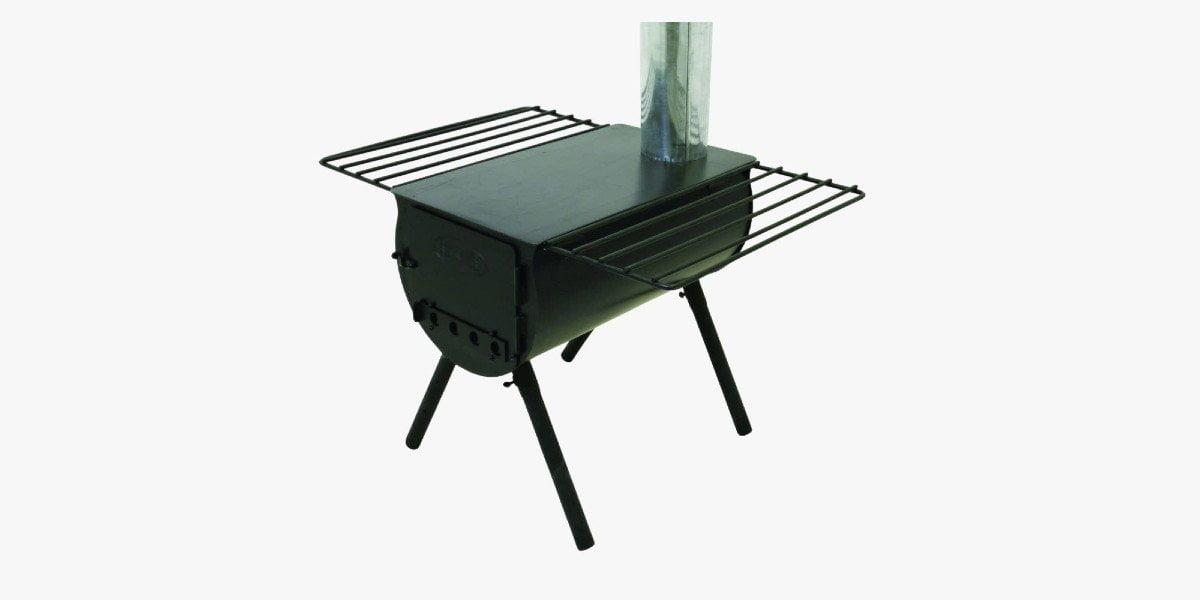 Camp Chef Alpine cylinder stove