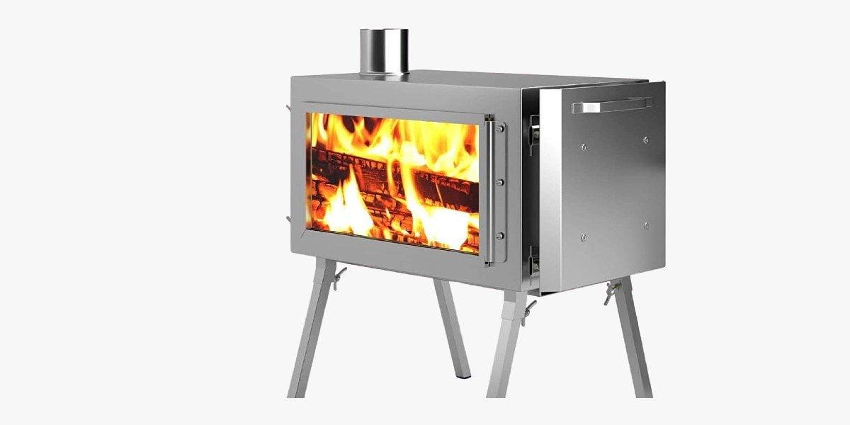 Caminus L stove