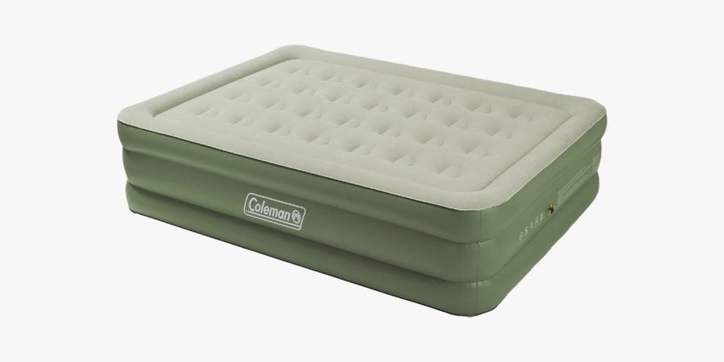 Coleman Double Layer Queen Air Mattress