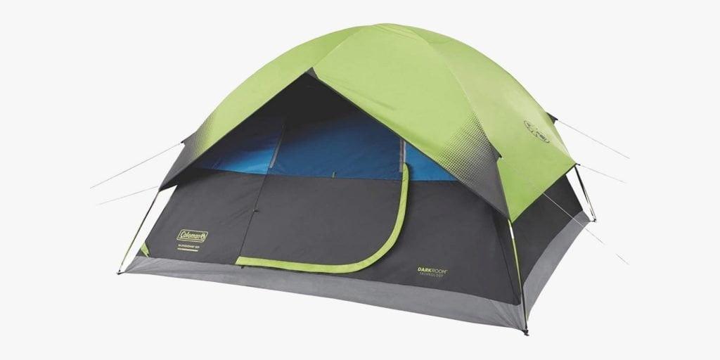Coleman Dome Blackout Tent