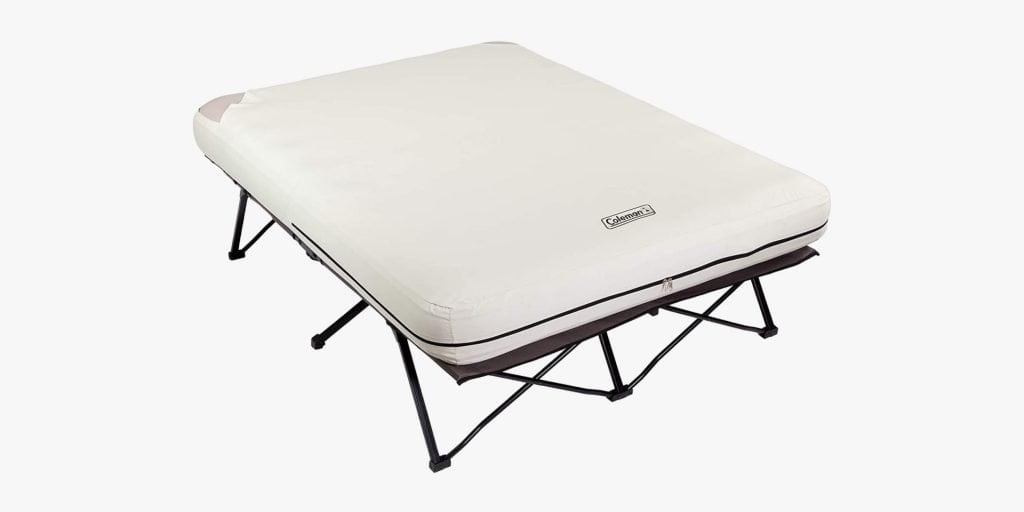 Coleman Queen Sized Camping Cot