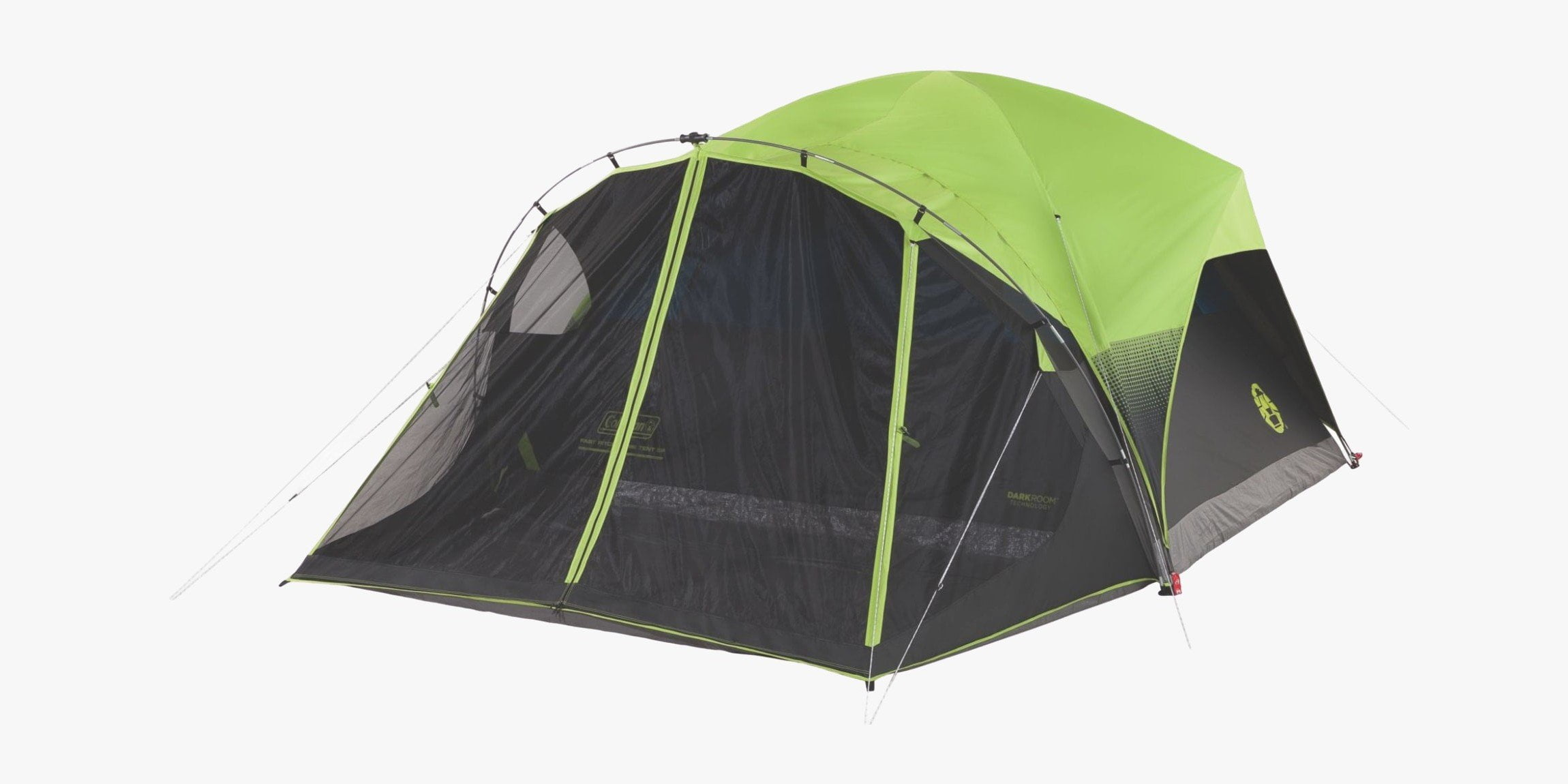 Coleman Blackout Tent with Screen Room