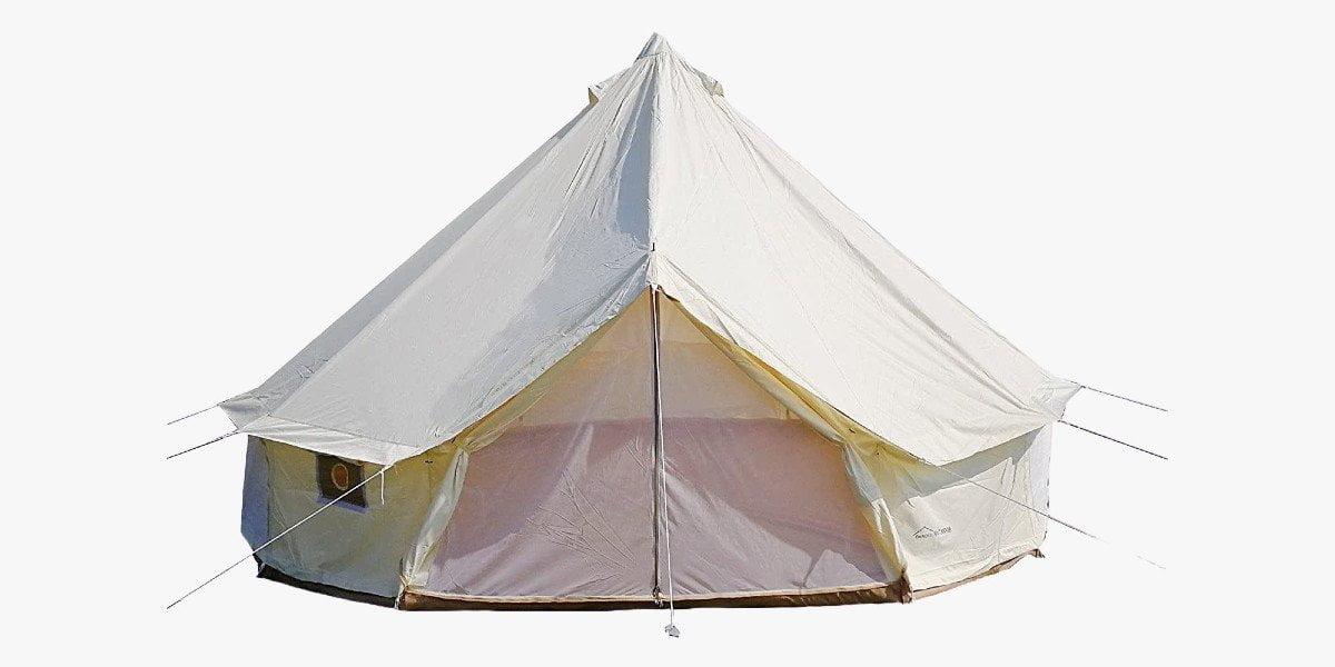 Danchel Canvas Bell Hot Tent