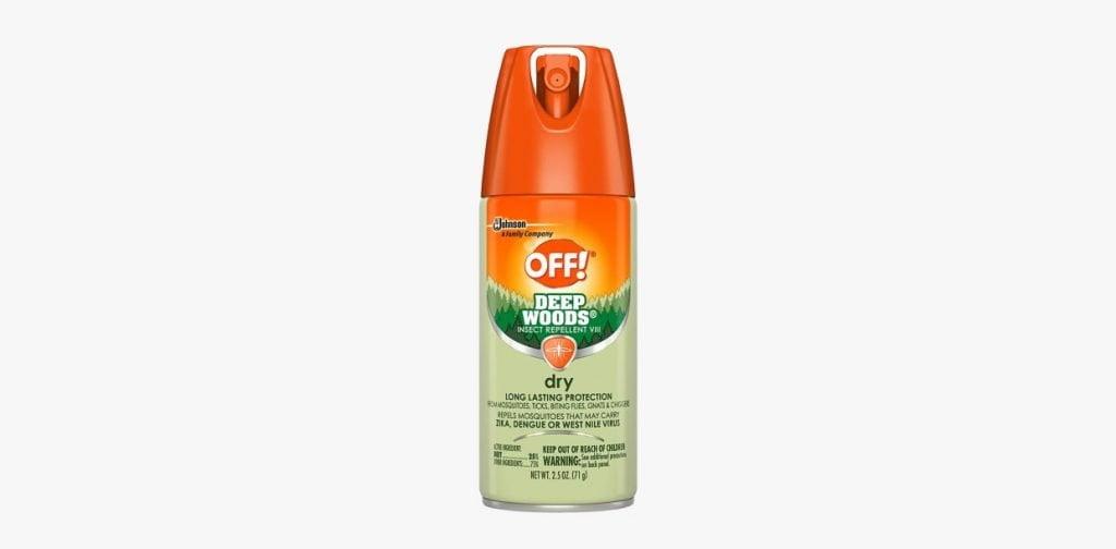 OFF! mosquito repellant