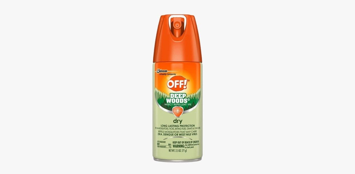 OFF! mosquito repellant