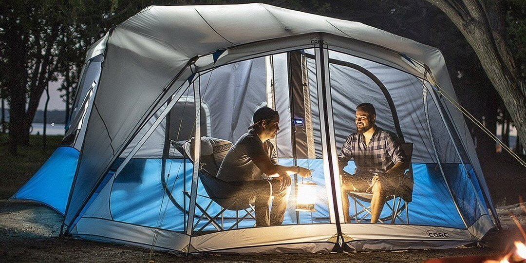 5 best lighted tents 2021: find the perfect tent with built in led lights
