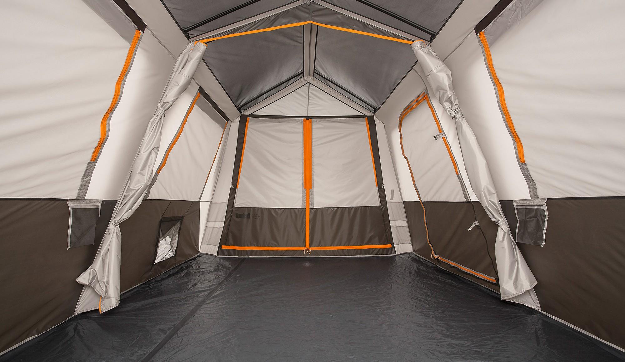 bushnell shield 9-person interior