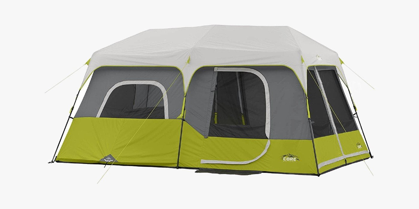 CORE equipment 9-person instant cabin tent