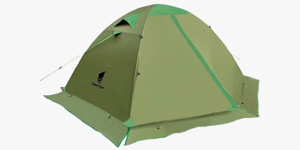 Geertop Toproad 4-season tent