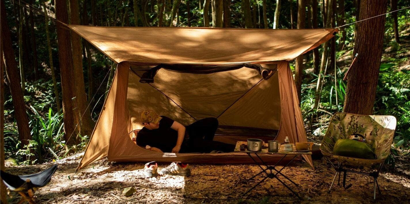 onetigris backwoods bungalow shelter 2