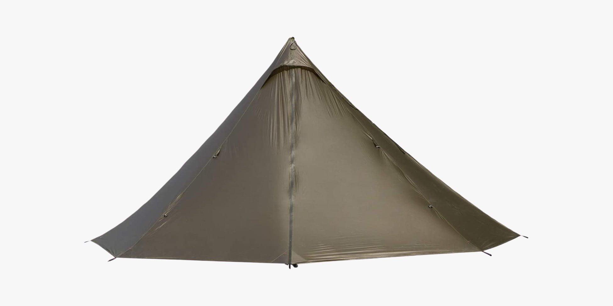 OneTigris Smokey Hut teepee tent