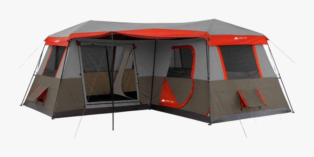 best tent with AC port
