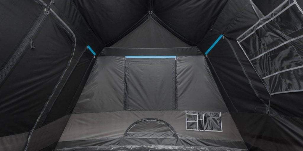 ozark trail black out tents with blackout bedrooms