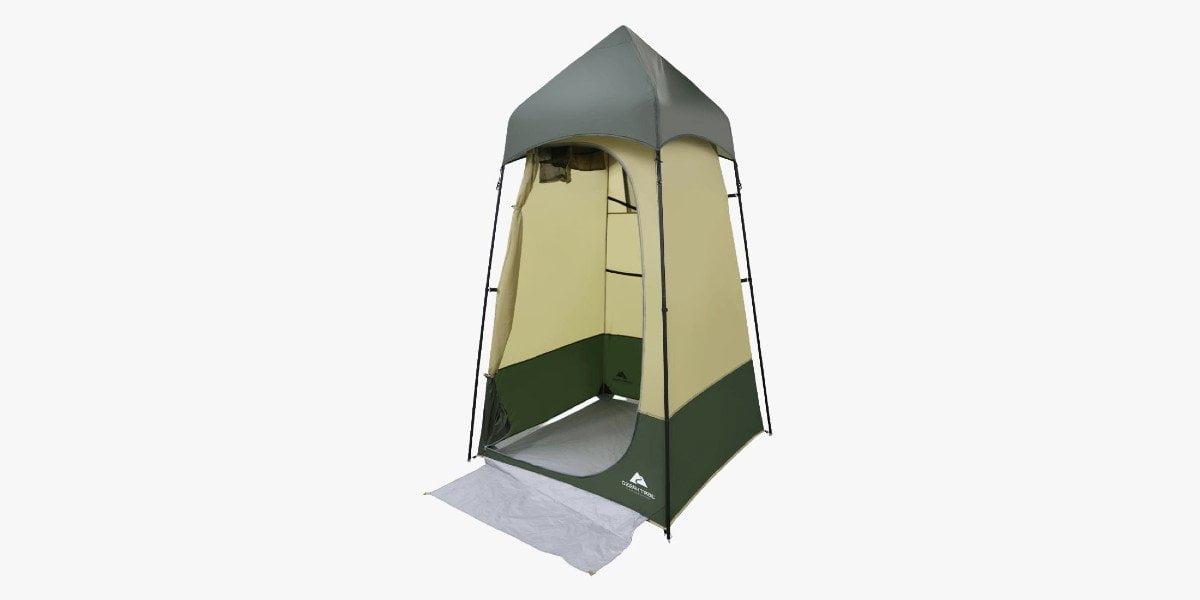 Ozark Trail Hazel Creek Lighted Shower Tent