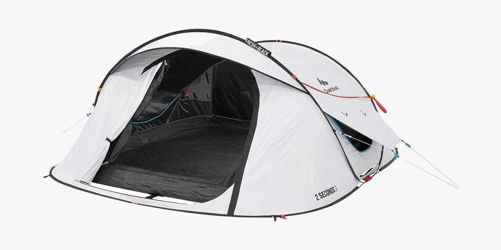 Quechua Fresh and Black tent