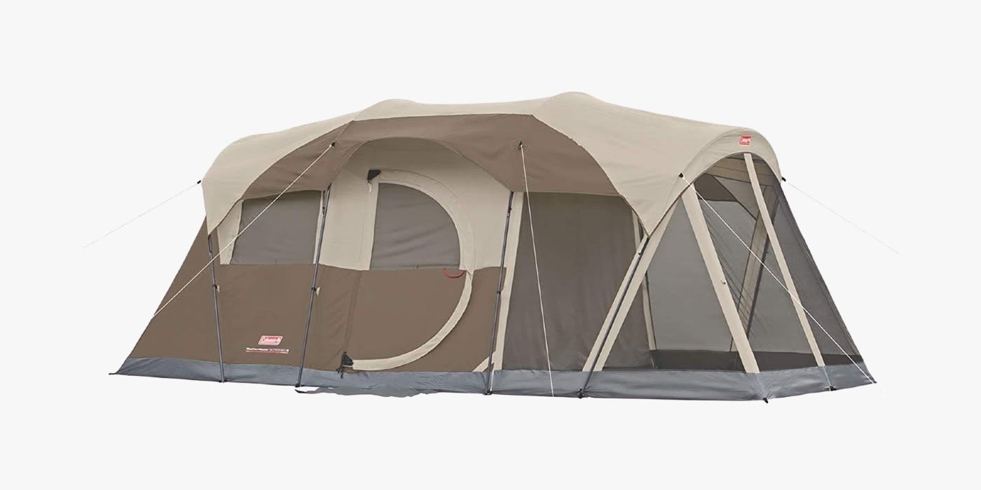 best tents with screen room