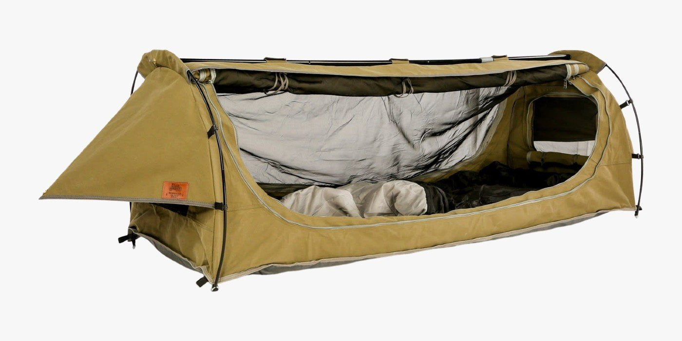 Goose All-In-One Motorcycle Tent