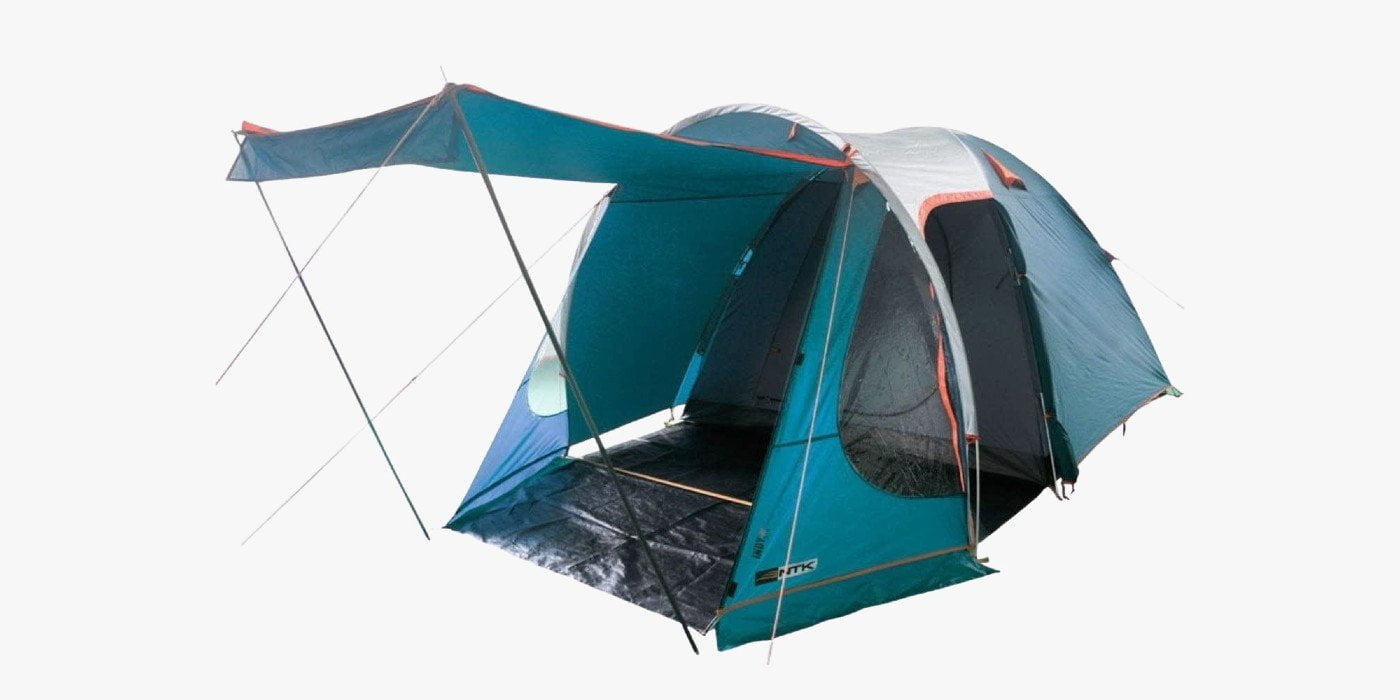 NTK Indy tent with awning