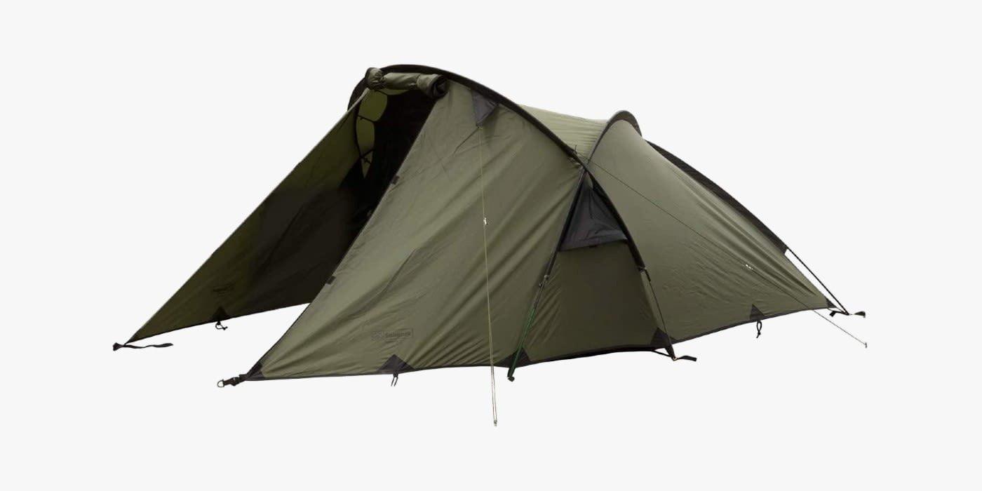 Snugpak scorpion camo tent