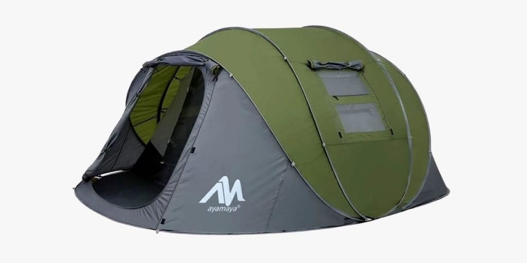 Ayamaya pop up tent