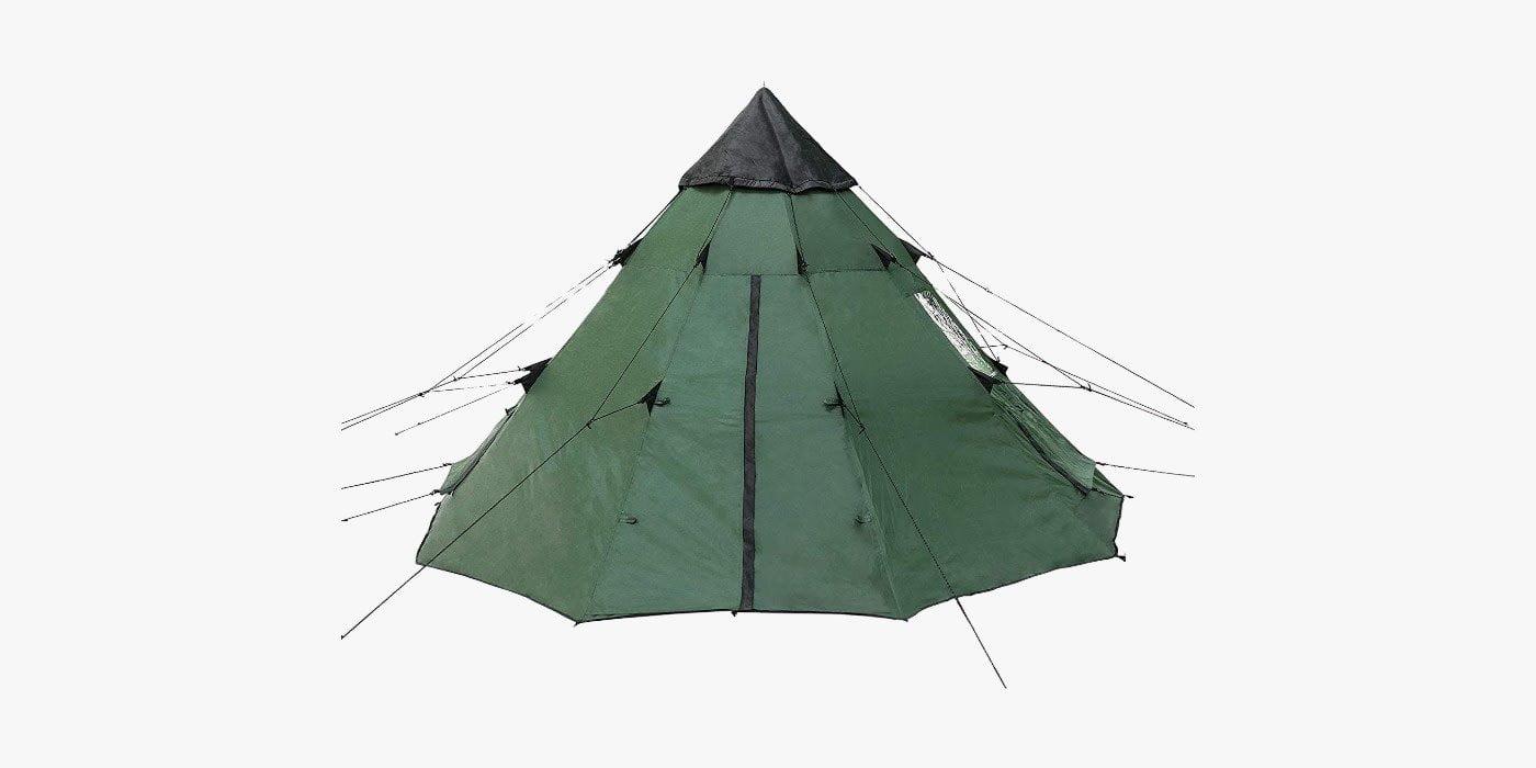 BaiYouDa teepee tent