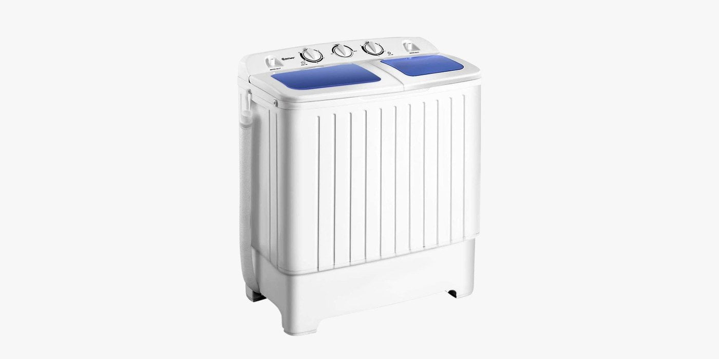 best portable washing machine for camping