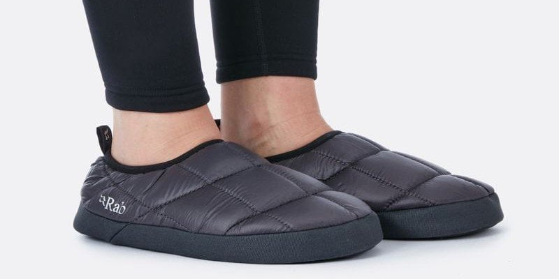 Rab Hut tent slippers
