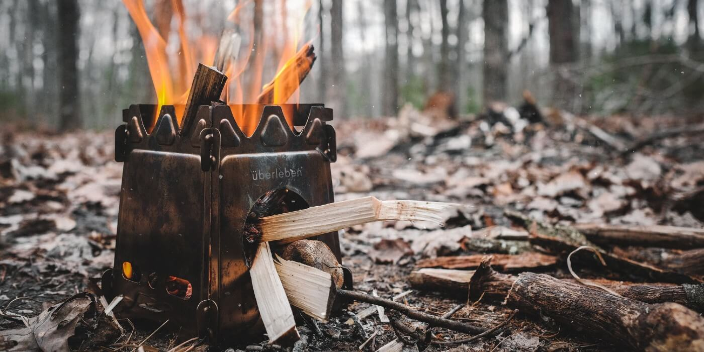 best wood burning camp stove