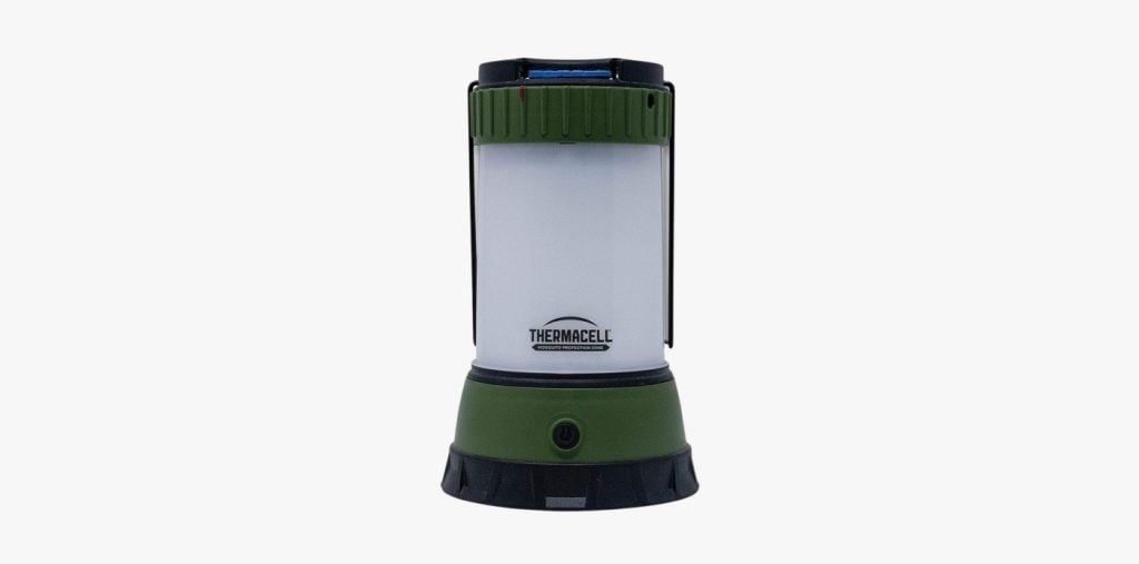 Thermacell Scout Camp lantern mosquito repellent device for camping