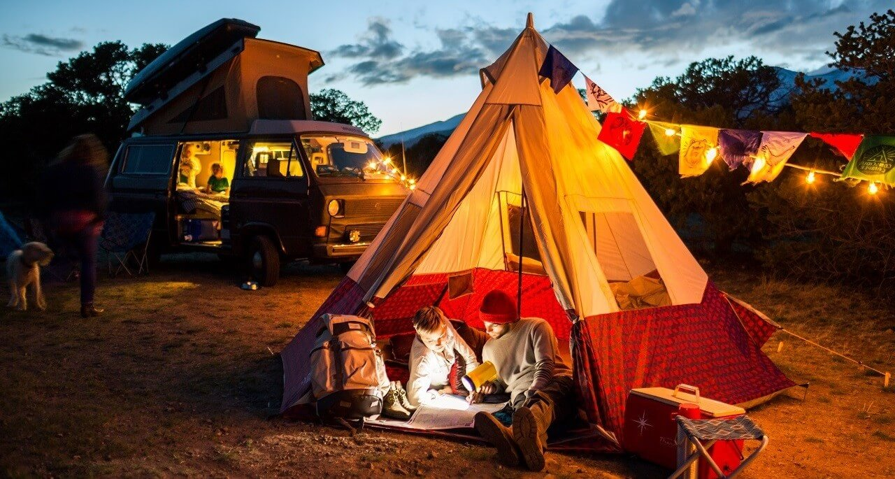 Wenzel Shenanigan teepee tent tipi tent