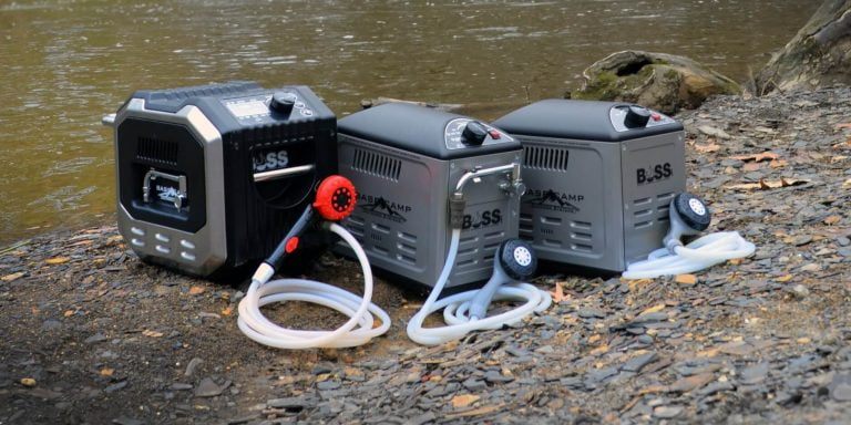 Best portable hot water shower for camping in 2021