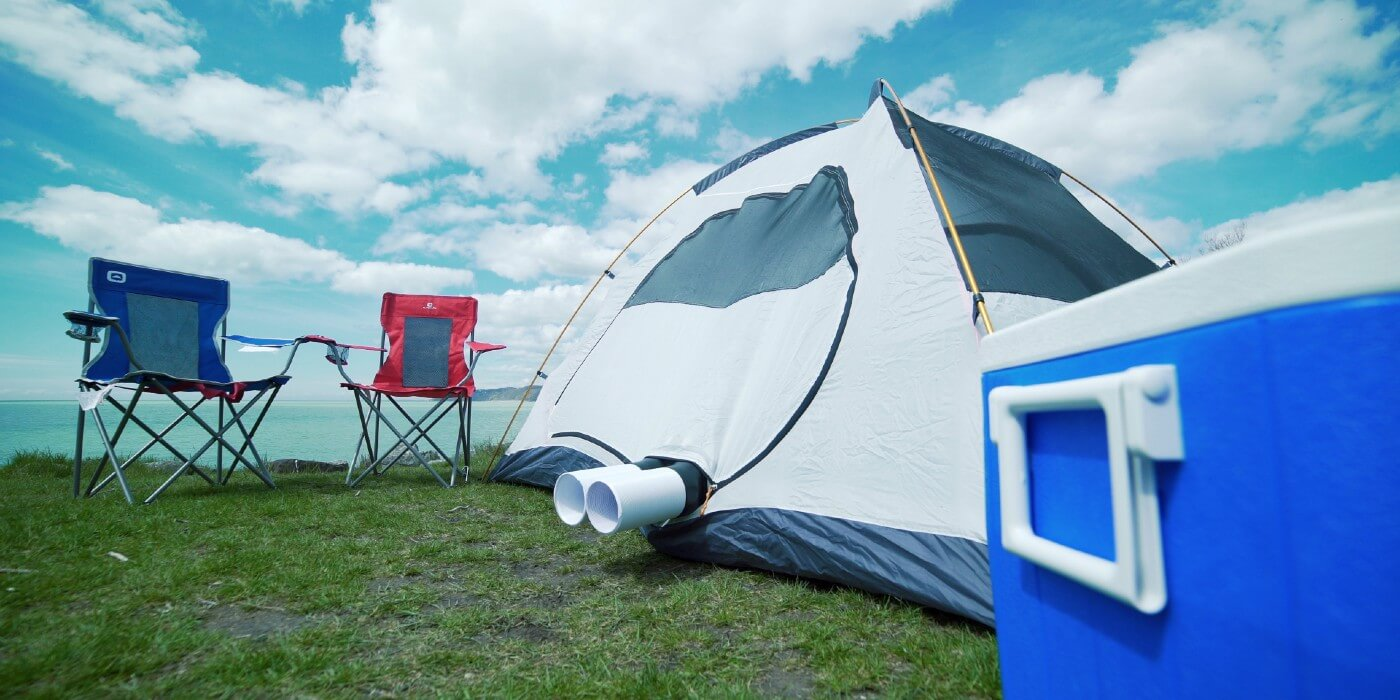 best portable tent air conditioner
