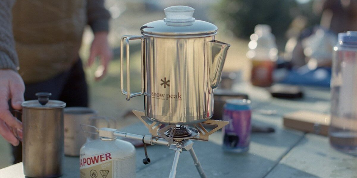 Best stainless steel coffee pot for camping in 2021 [+ how to make good coffee while camping]