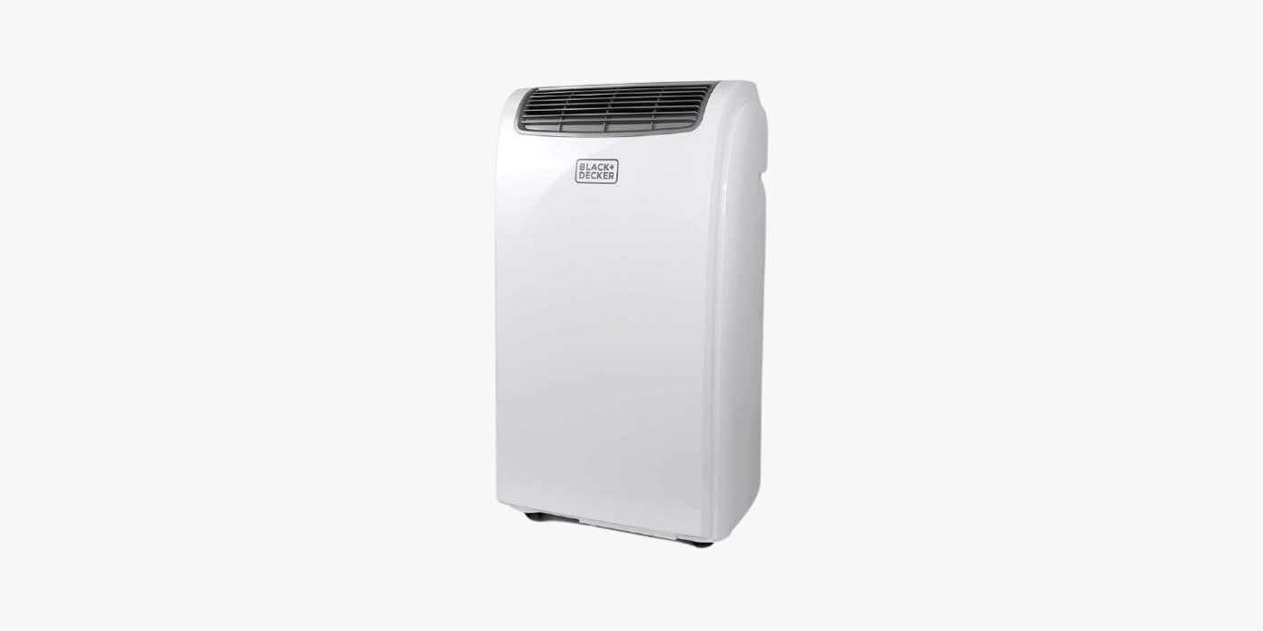 Black + Decker portable tent air conditioner