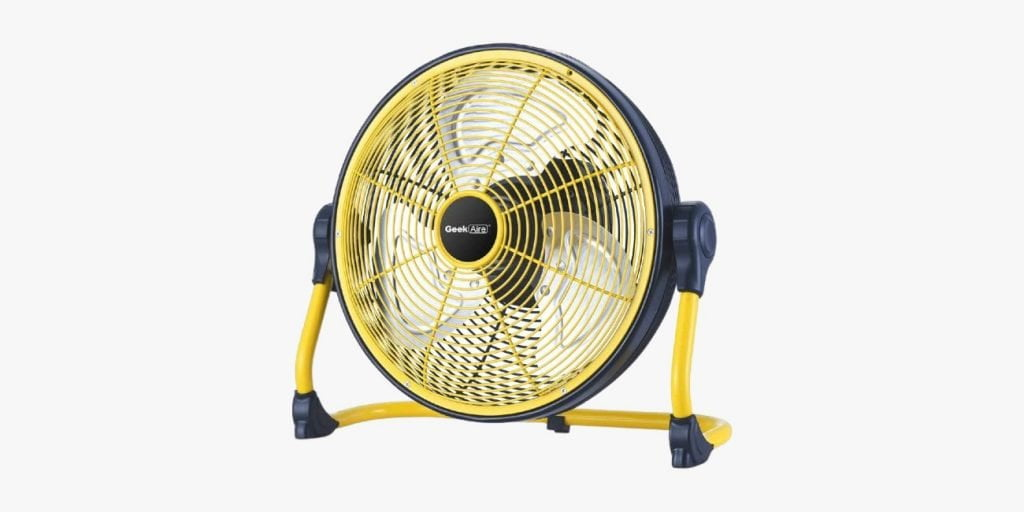 Best camping fan for large tent