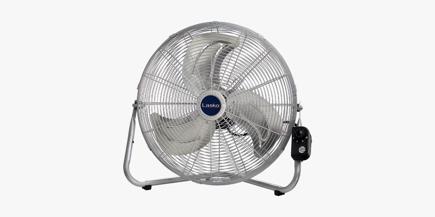 Lasko camping fan for large tent