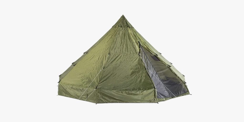 OmniCore Designs teepee tent