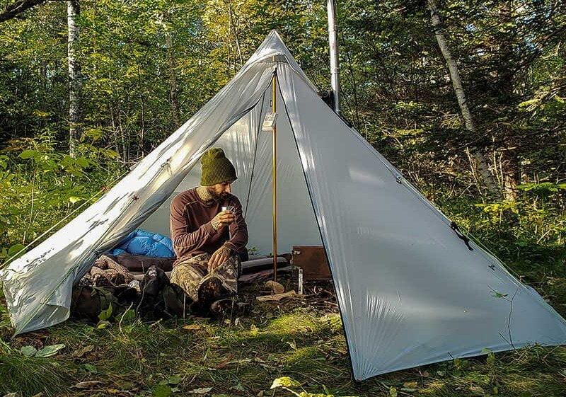 OneTigris teepee tent
