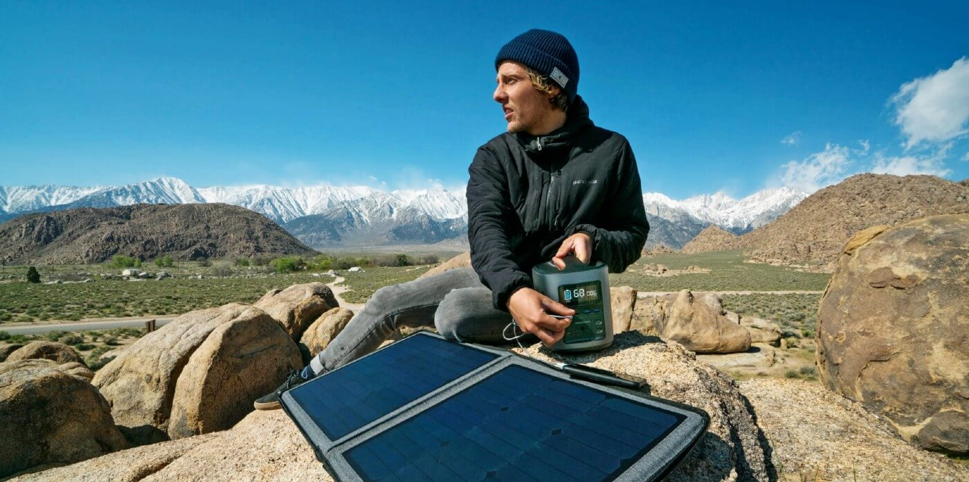 9 best solar gadgets for camping in 2021: power your gear with the power of the sun