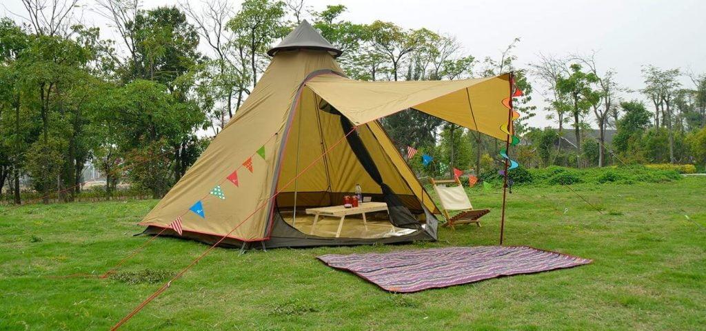 Vidalido teepee tent