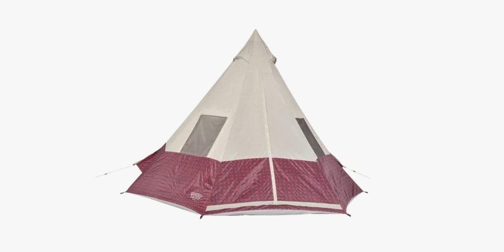 Wenzel Shenanigan teepee tent