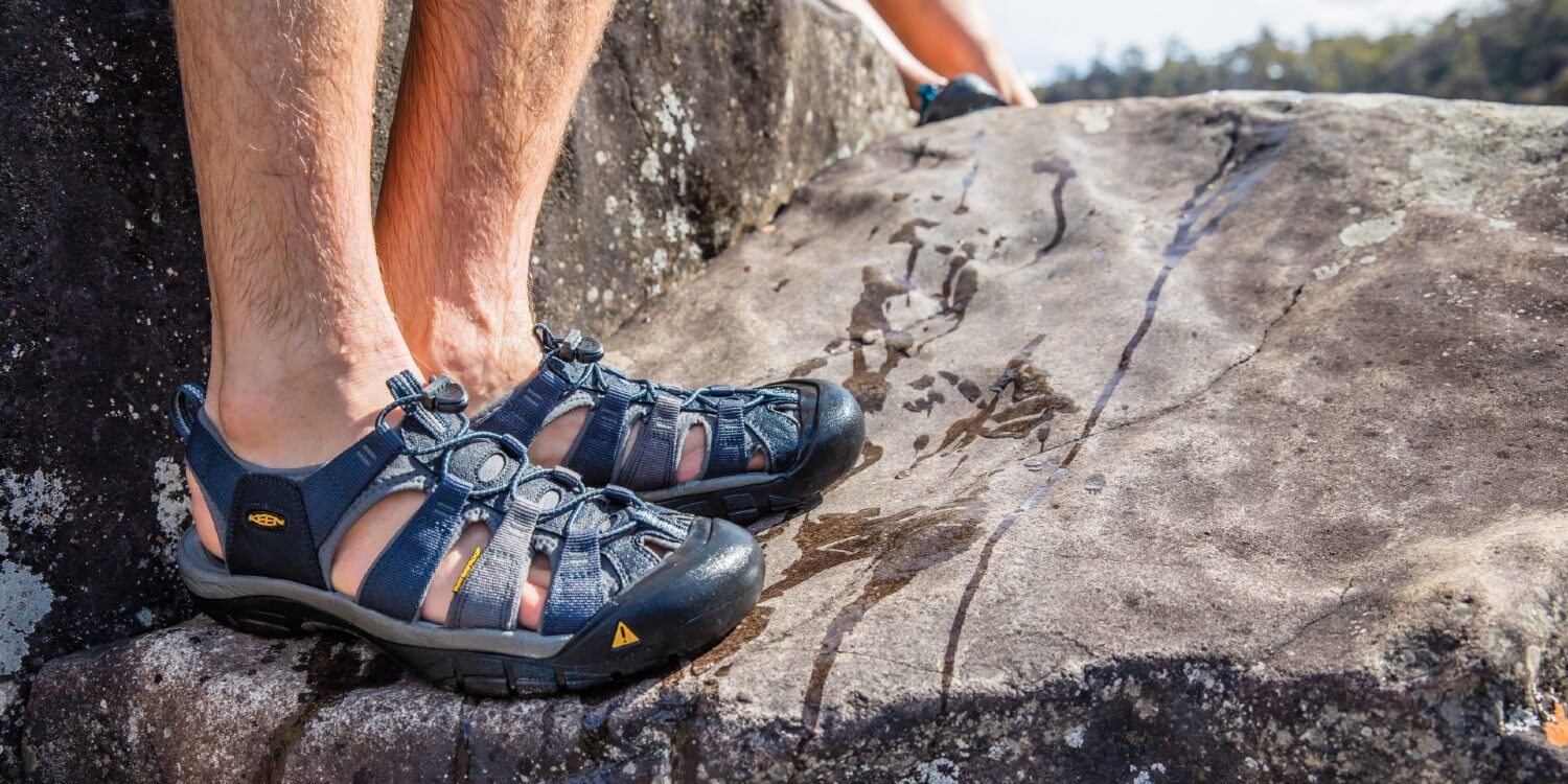 5 best water shoes for camping in 2021