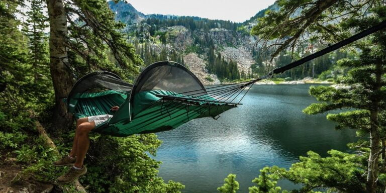 Best camping hammock with mosquito net in 2021